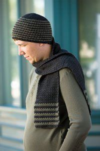 Free crochet scarf patterns make easy crocheted gifts for everyone crochet manly scarf and hat no pattern but im pretty sure i can dt1010fo