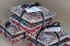 Liberty Fabric Lavender Bag Bundles                                                                                                                                                                                 More