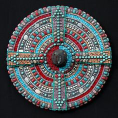 mandala Mandala Design, Mandala Art, Mosaic Projects, Mosaic Ideas, Healing Rocks, Expressive Art, Visionary Art, Sacred Art, Native American Art