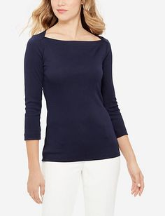 Envelope Neck Top from THELIMITED.com
