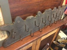 Andrew YoungAncient, Medieval, Renaissance and Colonial Furniture and Woodenware 31 mins ·  An early hanging board - candles, herbs...