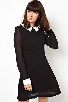 Time to channel your inner Wednesday Adams.