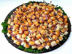 meat/cheese tray