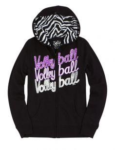 Justice Volleyball Sweatshirt
