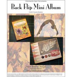 back flip mini album cover