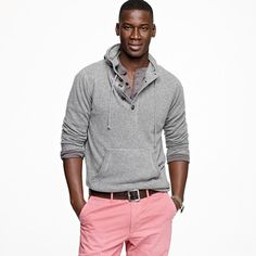 Goddamit, J. Crew. Why won't you tell me what those pants are? I want them!