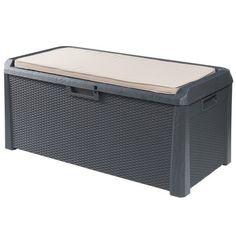 1000 ideas about banc coffre de rangement on pinterest banc coffre rangem - Coffre rangement avec assise ...