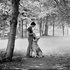 Tarkovsky & Dog
