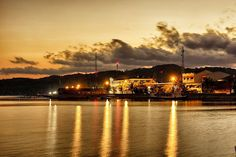 THE DAWN AT SMALL VILLE by hendra.poerwita