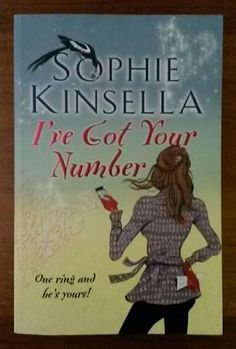 I've Got Your Number - another great Sophie Kinsella . real chick lit but makes me laugh every time. Pen name of Madeline Wickham - those books are worth reading . particularly enjoyed The Swimming Party