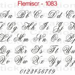 Calligraphy Alphabet Fonts | different fonts of tagging alphabet fancy small calligraphy alphabet ...