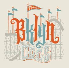 Hand-lettered Typography by Jon Contino