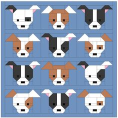 Sew Fresh Quilts: Dog Gone Cute