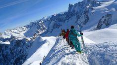 #Chamonix #ski #winter