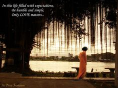 SAI DIVINE INSPIRATIONS: Be Humble And Simple