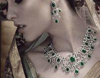 """Podívejte se na tento projekt @Behance: """"Tanishq Queen of Diamonds"""" https://www.behance.net/gallery/486414/Tanishq-Queen-of-Diamonds"""