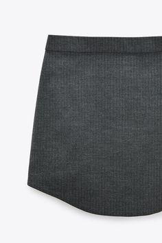 PINSTRIPE MINI SKIRT | ZARA Spain Zara Spain, Mini Skirts