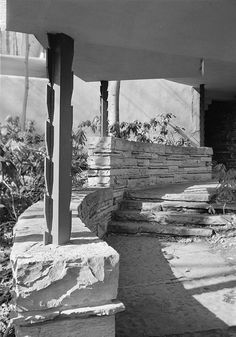 Fallingwater, Ohiopyle, Fayette County PA | Frank Lloyd Wright