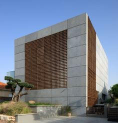 House K by Auerbach Halevy Architects & Engineers * In the center of Israel, Auerbach-Halevy designed an unique contemporary house this year (2012).