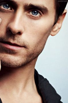 41 Hot Guys Whose Eyes Will Pierce Your Soul | Jared leto, You and ...