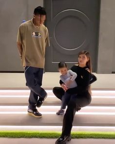 Kylie Jenner News, Kylie Jenner Hair, Kylie Jenner Look, Kylie Jenner Outfits, Kardashian Jenner, Travis Scott Kylie Jenner, Jenner Kids, Insta Photo Ideas, Family Goals