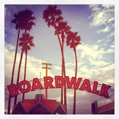Santa Cruz Boardwalk.