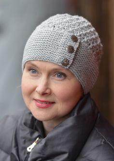 teetee Sara naisen myssy teetee ilmainen ohje www.tekstiiliteollisuus.fi