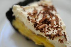 Banana Cream Pie - Cupcakes