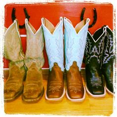 Justin Boots <3