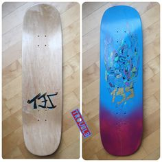 Custom Skateboard Deck - TROUBL3 SKATEBOARDS | TROUBL3 Skateboards Custom Skateboard Decks, Custom Skateboards