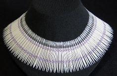 dental picks.....Jewelry for Fun; Karen J Lauseng