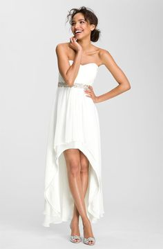 Best Beach Wedding Dresses - flirtatious