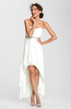 Best Beach Wedding Dresses - flirtatious