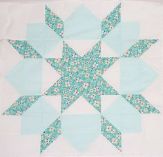 Swoon block by traceyjay    Will make these some day.
