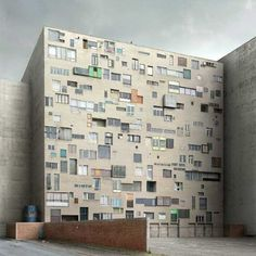Fictions by Filip Dujardin 8 Filip Dujardins Impossible Architectural Photography