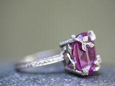 <3 delicate Forest Ring by Cathy Waterman