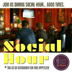 • 24/7 Happy Hour Connection • Restaurant & Bar Specials • Join the Network #HappyHourConnect #HappyHour Promote your Event with Happy Hour Connect for business including Video & Live...