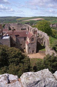 Carisbrooke Castle, Isle of Wight - Scotland