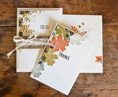 For All Things - Stampin' Up Artisan blog hop
