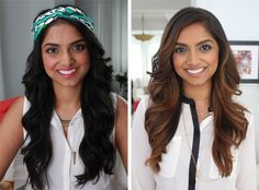 Hair Dare: How I Transformed my Jet-Black Hair. I love the color.. I think it's time to go lighter!!