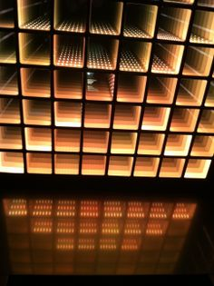 elevator lighting detail, W Hotel Taipei