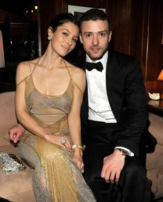 Happy Anniversary, Justin Timberlake and Jessica Biel! A Look Back at Their Most Adorable Moments Interracial Celebrity Couples, Cute Celebrity Couples, Celebrity Beauty, Cute Couples, Celebrity Style, Power Couples, Couple Chic, Classy Couple, Couple Style