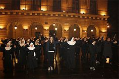 Academia de Danza Ainhoa. Carnaval 2013. Entierro de la sardina.