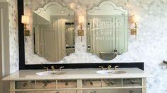 Bathroom Mirror Design, Double Vanity, Living Room Decor, Wall Decor, Wall Art, Luxury, Modern, Furniture, Home Decor