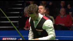 SNOOKER TV - Betfred World championship 2016. Funny moments.