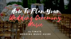 Useful Wedding Event Planning Tips That Stand The Test Of Time Wedding Planning On A Budget, Event Planning Tips, Wedding Planning Websites, Plan Your Wedding, Wedding Dinner Music, Wedding Songs, Wedding Blog, Wedding Ceremony Ideas, Wedding Ceremonies