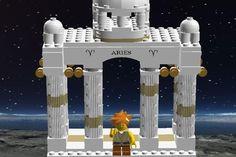 14 Anime LEGO Sets that Need to be Made: Saint Seiya LEGO Set