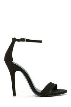 Shoe Cult Adore Sandal - Black