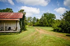 old southern farm home