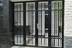 Gate Wall Design, House Gate Design, Fence Design, Metal Fabrication, Blinds, Doors, Gates, Min Gyu, Kim Min